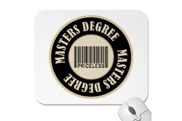 masters degree intro
